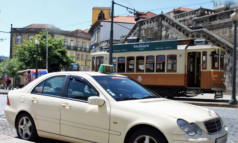 Táxis VGN Arrancam no Porto!