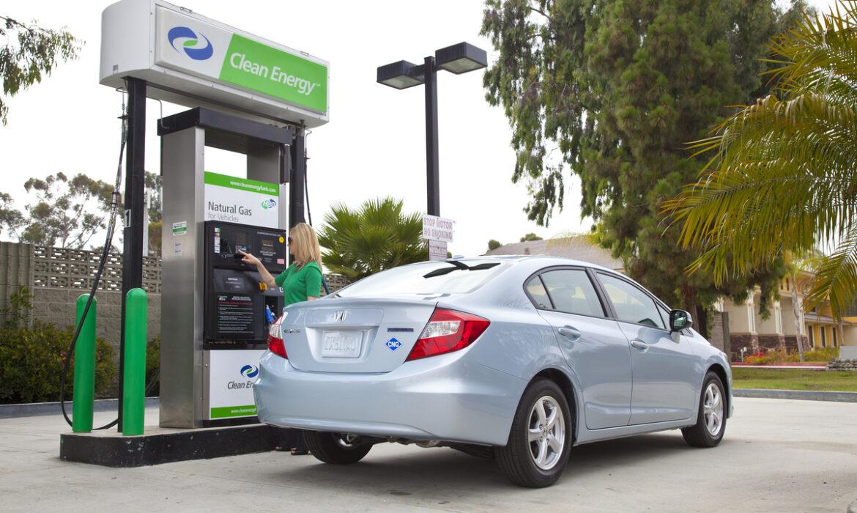 O Gás Natural nos Transportes