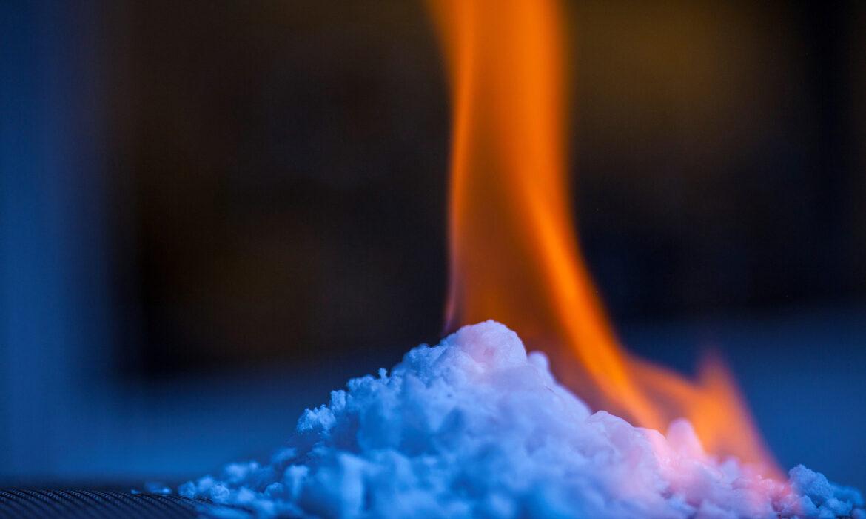 Metano Congelado