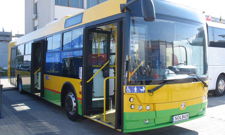 GAZPROM, Solbus e Municípios polacos exploram o potencial do GNL nos autocarros