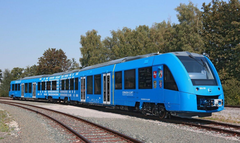 Comboio de Hidrogénio da Alstom reconhecido na Europa no 1º Prémios de Mobilidade